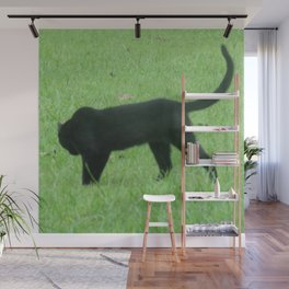 Prowling Around Wall Mural