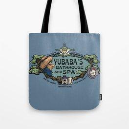 Yubaba's Bathhouse Tote Bag