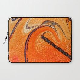 Modern basketball art Laptop Sleeve