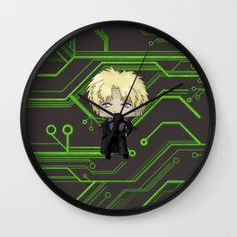 D'Anclaude Wall Clock