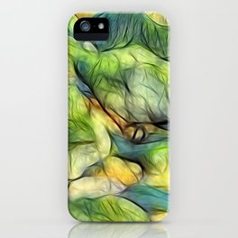 Stranded Weed iPhone Case