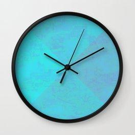 Peer Amid Wall Clock