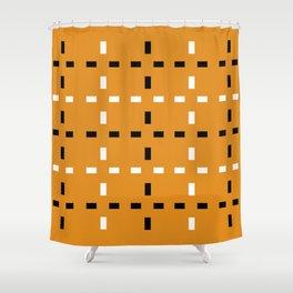 Plug Sockets II Shower Curtain