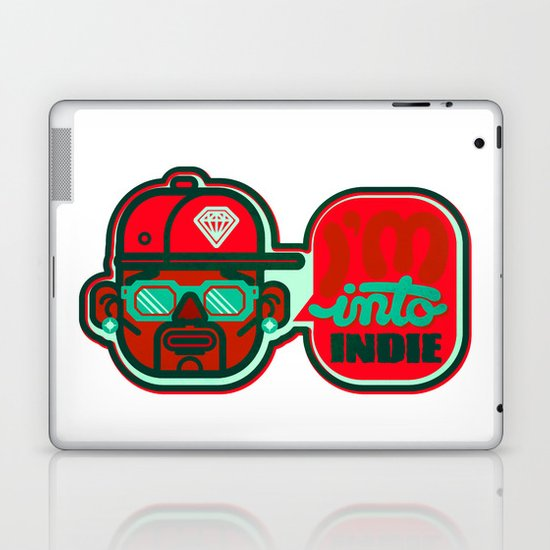 I'm Into Indie Laptop & iPad Skin