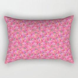 Pink garden Rectangular Pillow