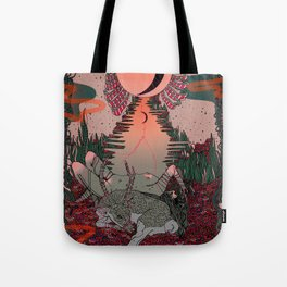 Outdoor Voices Tote Bag