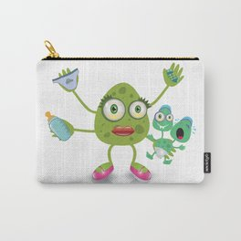 babysitter monster Carry-All Pouch