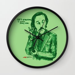 Anchorman: 60% of the Time Wall Clock