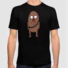 Jakebacca Mens Fitted Tee Black SMALL