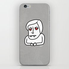 I want to work in the media iPhone & iPod Skin