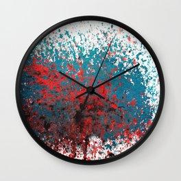 Trifid Nebula  Wall Clock