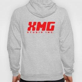 XMG Studio, Red 02 Hoody
