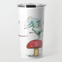 Do A Little Dance Travel Mug