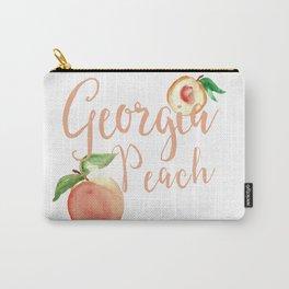 Sweet as a Georgia Peach Carry-All Pouch