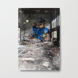 Lalüüüü Lalaaaa Metal Print
