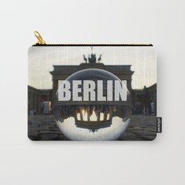 Brandenburg Gate sunset, Berlin Carry-All Pouch
