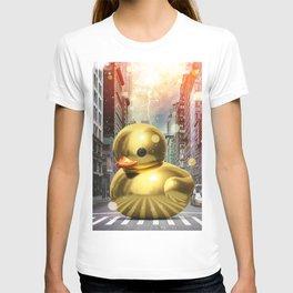 The Golden Rubber Duck T-shirt