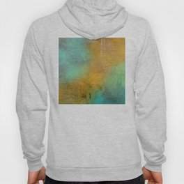 The Sky Rained Streams Of Warm Sunshine Through The Clouds Hoody