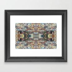 UNTITLED ⁜ ALIGNED #0467 Framed Art Print
