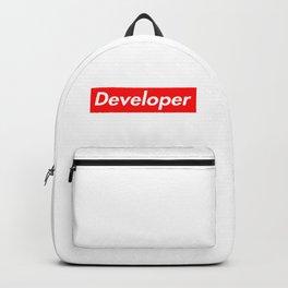 1809b27e01fa Developer - Programmer supreme Backpack