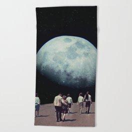 Way Back Home Beach Towel