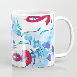Fish Bird Coffee Mug