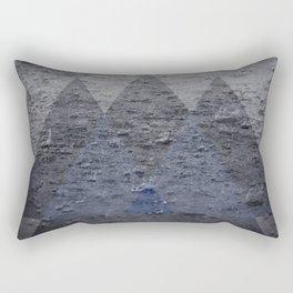 Rainangles Rectangular Pillow