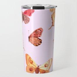 Summer buteflies Travel Mug