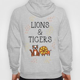 Lions & Tigers Hoody