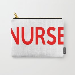 NURSE BY DAY WORLD'S BEST MOM BY NIGHT Carry-All Pouch