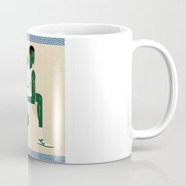 Greek Freak Coffee Mug
