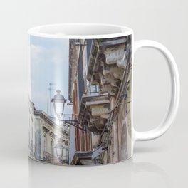 Street in Syracuse, Sicily Coffee Mug