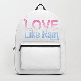 Riggo Monti Design #13 - Love Like Rain Backpack