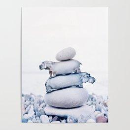 Tiny Hippos Poster