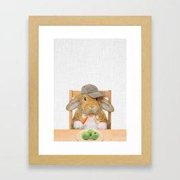 MIKKA BU Framed Art Print