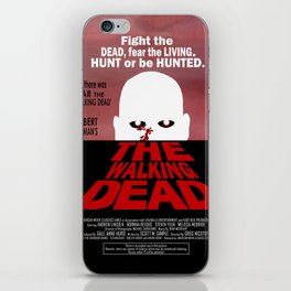 Dawn of the Walking Dead iPhone Skin