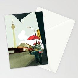 Alexander Platz II Stationery Cards