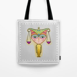 libra zodiac sign Tote Bag