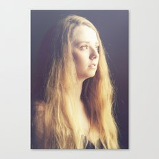 It Came to Her in a Dream Canvas Print