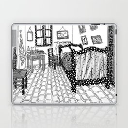Van Gogh - The bedroom Laptop & iPad Skin