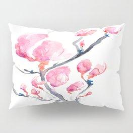 Japanese Magnolia Pillow Sham