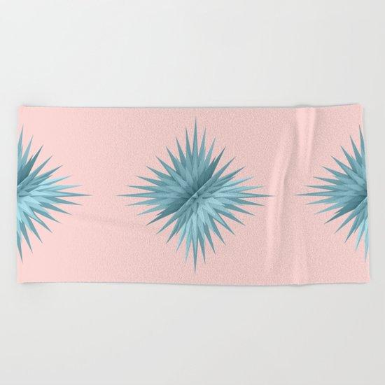 Winter Starz Beach Towel