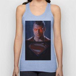 Superman Unisex Tank Top