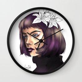 Pansy Parkinson (HP) Wall Clock