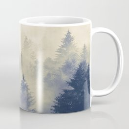 Foggy Woods II Coffee Mug