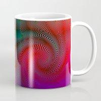 acid Mugs featuring Acid by GypsYonic