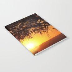 Sunset Silhouettes | Beautiful Nature Notebook