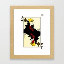 Jack of all Trades Framed Art Print