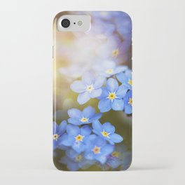 Don't Forget Me no.3863 iPhone Case