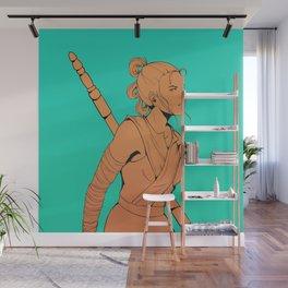 rey Wall Mural